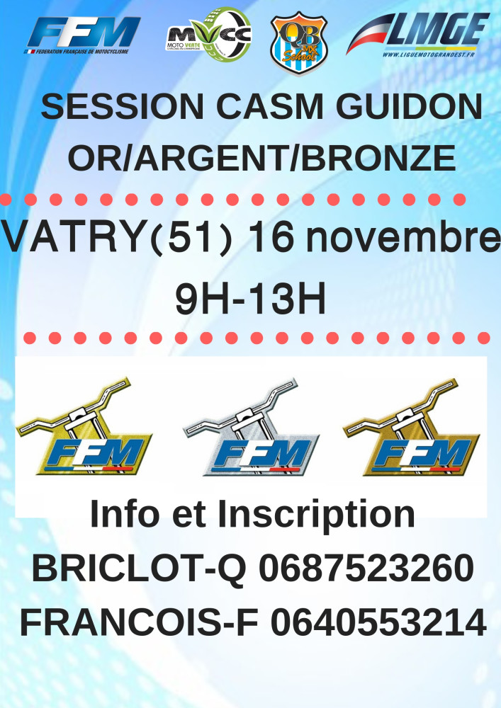 SESSION GUIDONOR_ARGENT_BRONZE